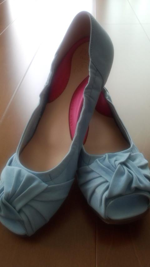 靴が届いた